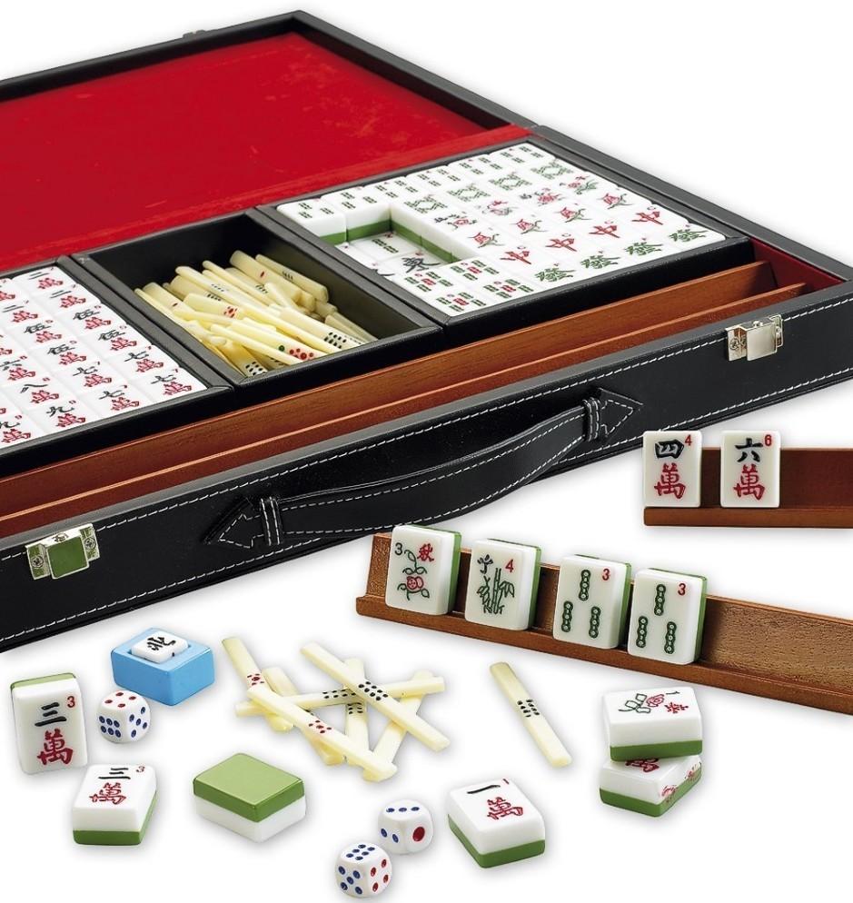 Deluxe Mahjong Set