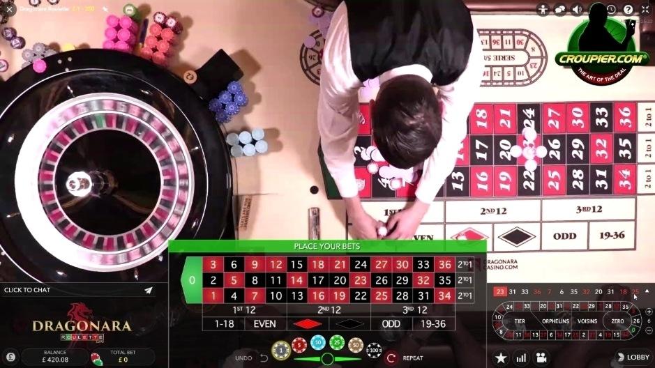 Dragonara Casino Malta Winning 408 In 55 Minutes Live Casino