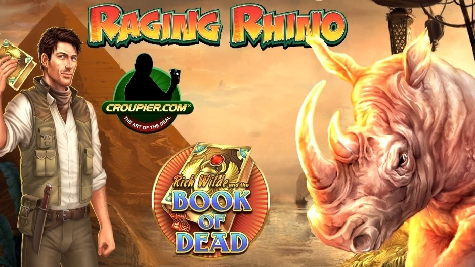 Online Slot Bonus MAYHEM! £4 to £60 Spins! £1,500 vs BOOK of DEAD and RAGING RHINO at Mr Green Casino!