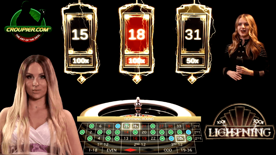 LIGHTNING ROULETTE TRIPLE SESSION BATTLE vs £2,000 BANKROLL at Mr Green Online Casino! Croupier.com